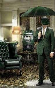 Mr Green Casino Character Image